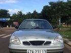 Cần bán xe Daewoo Nubira sản xuất 2003, màu bạc xe gia đình, 105tr