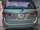 Cần bán xe Toyota Fortuner G đời 2016, màu bạc