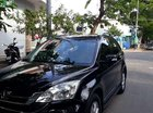 Bán Honda CR V 2.0AT sản xuất 2011, màu đen, xe nhập