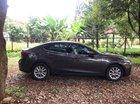 Bán Mazda 3 đời 2017, màu xám chính chủ