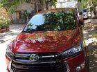 Gia đình bán Toyota Innova Venturer năm sản xuất 2018, màu đỏ
