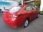 Bán Toyota Vios E sản xuất 2019, màu đỏ