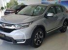 Bán ô tô Honda CR V đời 2019, màu xám, nhập khẩu
