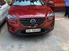 Cần bán xe cũ Mazda CX 5 2016, màu đỏ