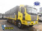 Bán xe tải FAW 8 tấn thùng siêu dài 9m7, nhập khẩu