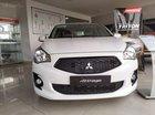 Cần bán Mitsubishi Attrage CVT 2019, màu trắng, nhập khẩu nguyên chiếc