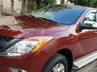 Bán Mazda BT 50 3.2 số tự động 2 cầu, năm 2015 màu đỏ, nhập khẩu đẹp mới 90%