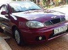 Bán xe Daewoo Lanos 2004 màu đỏ xe trong nước, giá 105tr