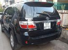 Bán xe Toyota Fortuner năm sản xuất 2010, màu đen