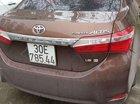 Bán Toyota Corolla Altis năm sản xuất 2015, màu nâu số sàn, giá 550tr
