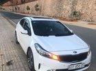 Cần bán Kia Cerato AT năm sản xuất 2017, màu trắng xe gia đình