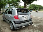 Cần bán gấp Hyundai Getz sản xuất năm 2009, màu bạc, nhập khẩu nguyên chiếc