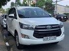 Bán Toyota Innova 2.0E 2018, màu trắng, hỗ trợ trả góp 70%