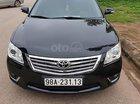Chính chủ bán Toyota Camry bản 2.4G đời 2012, màu đen, giá 660tr