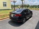 Bán Honda City 1.5CVT 2016, màu đen, xe sử dụng ít cần bán lại 460 triệu