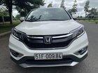 Bán ô tô Honda CR V 2.4 đời 2014, màu trắng, xe chính chủ sử dụng rất ít, bán lại 840 triệu