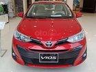 Bán ô tô Toyota Vios đời 2019, màu đỏ