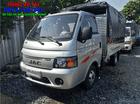 Bán xe tải JAC 990kg máy dầu thùng dài 3m2, giá mềm