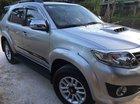 Cần bán Toyota Fortuner đời 2014