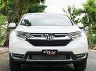 Cần bán Honda CR V 2019, màu trắng, nhập khẩu nguyên chiếc
