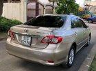 Bán Toyota Corolla Altis đời 2012, màu vàng