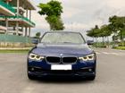Bán BMW 320i LCI 2016 màu xanh / kem