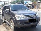 Chính chủ bán Toyota Fortuner năm 2010, màu xám