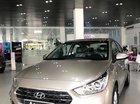 Bán xe Hyundai Accent 1.4 MT năm sản xuất 2019, màu bạc, 475tr