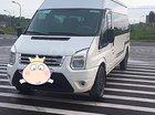 Bán Ford Transit 2018, màu trắng như mới