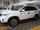 Bán Kia Sorento DATH 2.2AT sản xuất 2017, màu trắng, giá 826tr