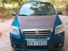 Bán Daewoo Gentra sản xuất năm 2008, màu xanh lam xe gia đình