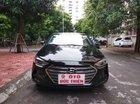 Bán Hyundai Elantra 2.0 AT đời 2016, màu đen