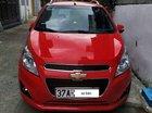 Cần bán Chevrolet Spark đời 2015, màu đỏ, số tự động, 278tr