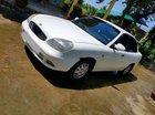 Cần bán Daewoo Nubira MT năm 2002, màu trắng chính chủ