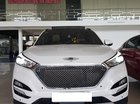 Hãng bán Hyundai Tucson Tubor 1.6AT, 2017 màu trắng, xe lên đồ cực đẹp