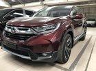 Bán ô tô Honda CR V G năm sản xuất 2019, màu đỏ, nhập khẩu nguyên chiếc