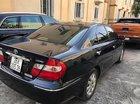 Cần bán Toyota Camry 3.0V năm 2003, màu đen, số tự động