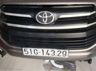 Cần bán lại Toyota Innova sản xuất 2018, màu xám, giá 690tr