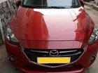 Bán Mazda 2 đời 2017, màu đỏ xe gia đình