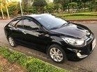 Bán lại xe Hyundai Accent năm 2012, màu đen, nhập khẩu