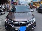 Bán Honda City 1.5 2018, màu xám