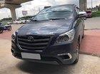 Bán ô tô Toyota Innova 2.0E đời 2016, màu xám