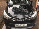 Bán Toyota Vios 1.5E CVT đời 2017, màu đen, chính chủ, giá 510tr