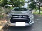 Gia đình bán Toyota Innova 2.0E đời 2018, màu bạc