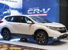 Giao ngay khuyến mại khủng Honda CRV L 2019, màu trắng: Giảm tiền mặt, tặng bảo hiểm và phụ kiện. Lh: 0964099926