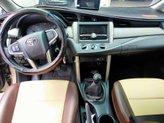 Bán Toyota Innova E 2.0MT sản xuất năm 2019, màu xám số sàn, giá chỉ 728 triệu