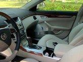 Bán xe Cadillac CTS đời 2010, màu trắng, nhập khẩu nguyên chiếc