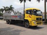 Ưu đãi giảm giá sâu với chiếc Dongfeng 3 chân đời 2020, màu vàng, nhập khẩu