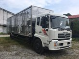 Xe tải hạng nặng: Dongfeng 7 tấn đời 2020, thùng kín, bán giá tốt