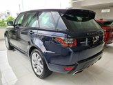 Bán ô tô LandRover Sport đời 2020, màu xanh lam, xe nhập chính hãng